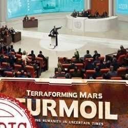 Terraforming mars turmoil