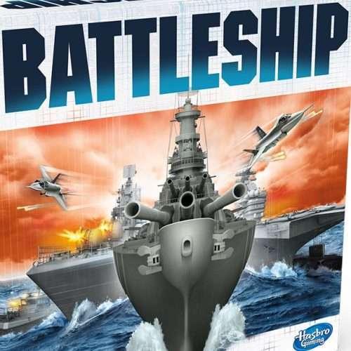 Battleship spil