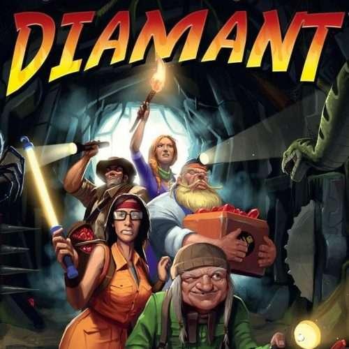 Diamant Brætspil