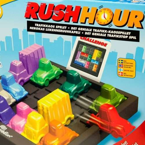 Rush Hour Brætspil