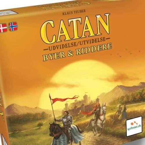 Catan Byer og Riddere Brætspil