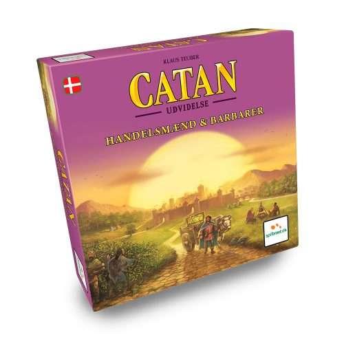 Catan Handelsmænd og Barbarer brætspil