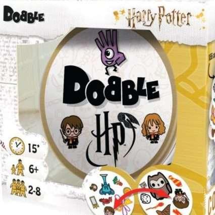 Dobble Harry Potter Brætspil