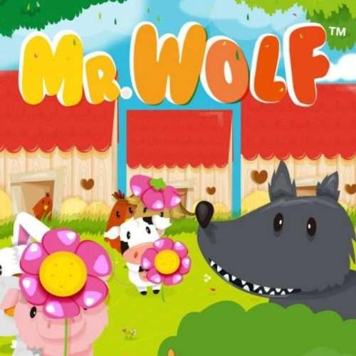 Mr Wolf Brætspil