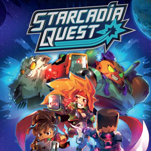 Starcadia Quest brætspil