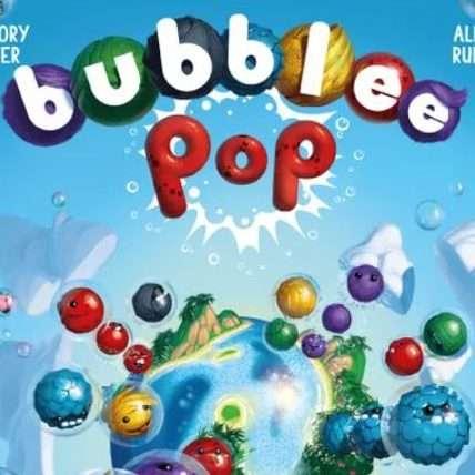 Bubblee Pop Brætspil