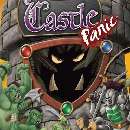 Castle Panic Brætspil