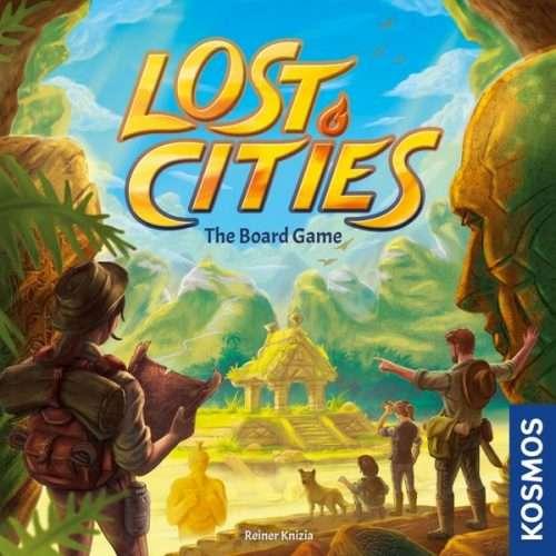 Lost Cities Brætspil