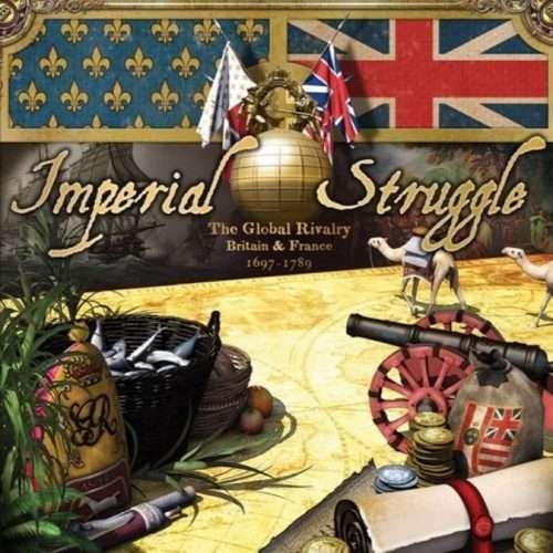 Imperial Struggle Brætspil